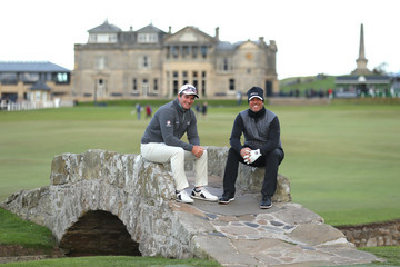Shane Warne Alfred Dunhill Links Championship - Day One