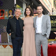 Shane West Mandy Moore Honored With Star On The Hollywood Walk Of Fame