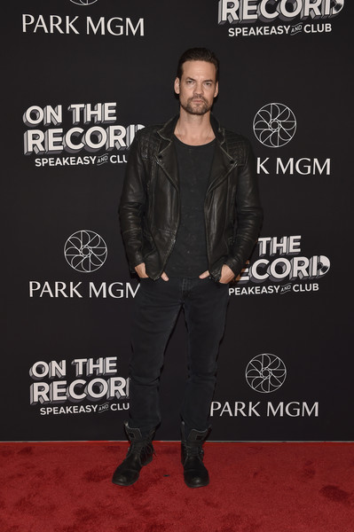 On The Record Speakeasy And Club Red Carpet Grand Opening Celebration At Park MGM