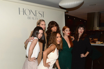 Shani Darden Jessica Alba, Humberto Leon And InStyle Celebrate Honest Beauty and The Launch Of The #letsbehonest Campaign