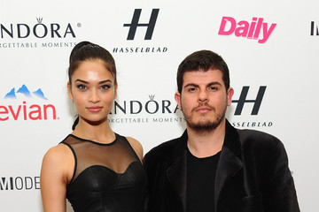 Shanina Shaik Eli Mizrahi The Daily Front Row And Modelinia Present The Models Issue Party  - Arrivals - Fall 2014 Mercedes - Benz Fashion Week