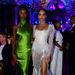 Shanina Shaik Rihanna's 5th Annual Diamond Ball Benefitting The Clara Lionel Foundation - Inside