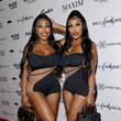 Shannade Clermont MADE Special Hosts Maxim Hot 100 Event Celebrating Teyana Taylor - Red Carpet