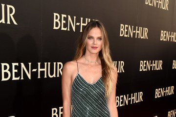 Shannan Click Premiere of Paramount Pictures' 'Ben-Hur' - Red Carpet