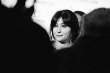 Shannen Doherty An Alternative View of the LA Art Show and Los Angeles Fine Art Show's 2016 Opening Night Premiere Party