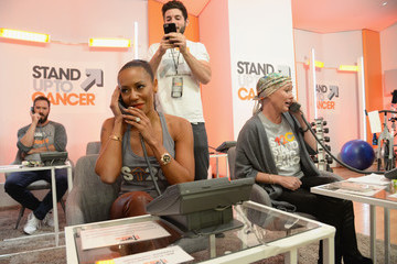 Shannen Doherty Hollywood Unites for the 5th Biennial Stand Up to Cancer Event (SU2C), a Program of the Entertainment Industry Foundation (EIF) - Show