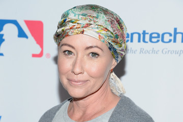 Shannen Doherty Hollywood Unites for the 5th Biennial Stand Up to Cancer (SU2C), a Program of the Entertainment Industry Foundation (EIF) - Arrivals