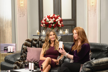 Shannon Smith Sofia Vergara Returns to HSN to Launch Her Newest Fragrance LOVE