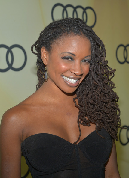 Shanola Hampton earned a  million dollar salary, leaving the net worth at 1 million in 2017
