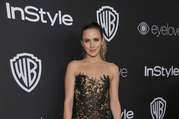 Shantel VanSanten The 2017 InStyle and Warner Bros. 73rd Annual Golden Globe Awards Post-Party - Red Carpet