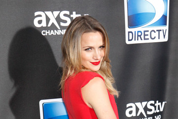 Shantel VanSanten DIRECTV Super Saturday Night Featuring Special Guest Justin Timberlake & Co-Hosted By Mark Cuban's AXS TV