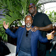 Shaquille O'Neal Fanatics Super Bowl Party - Inside