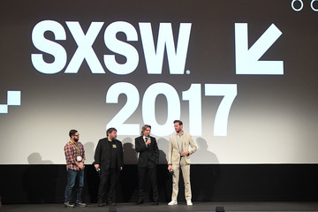 Sharlto Copley 'Free Fire' Premiere - 2017 SXSW Conference and Festivals