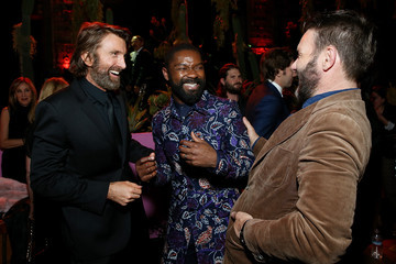 Sharlto Copley Premiere Of Amazon Studios And STX Films' 'Gringo' - After Party