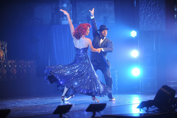 Sharna Burgess Artem Chigvintsev Dancing with the Stars Live! 'Dance All Night Tour' - New York, New York