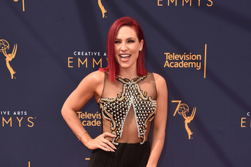 Sharna Burgess 2018 Creative Arts Emmy Awards - Day 2 - Arrivals