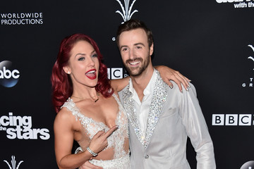 Sharna Burgess ABC's 'Dancing With The Stars' Season 23 Finale - Arrivals