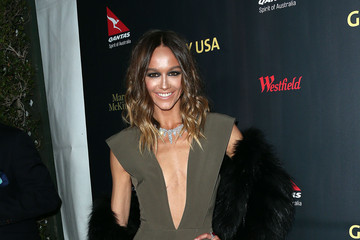 Sharni Vinson 2016 G'Day Los Angeles Gala - Arrivals