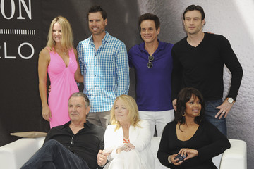 Sharon Case Christian LeBlanc 'The Young and the Restless' Photo Call in Monaco