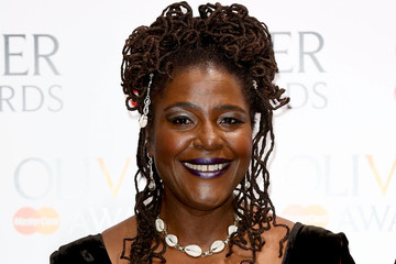 Sharon D. Clarke Laurence Olivier Awards - Press Room