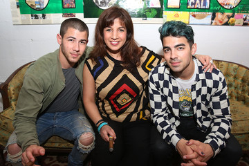 Sharon Dastur DNCE Jingle Ball After Party