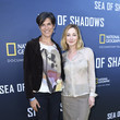 Sharon Lawrence National Geographic Documentary Films' 'Sea Of Shadows' Los Angeles Premiere