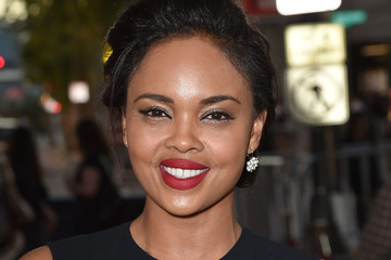Sharon Leal 'The Gunman' Premieres in LA — Part 2