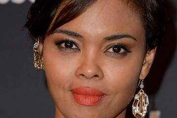 Sharon Leal Arrivals at the TIFF HFPA/InStyle Party