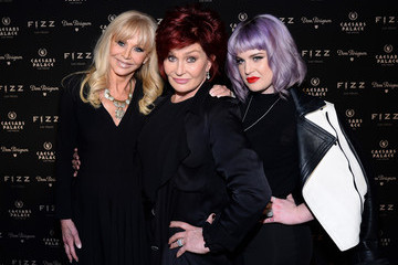 Sharon Osbourne Fizz Las Vegas Grand Opening At Caesars Palace