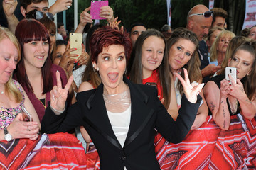 Sharon Osbourne 'X Factor' Auditions 2016 - Leicester