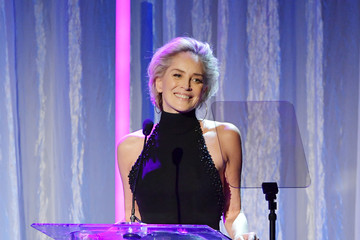 Sharon Stone The Women's Cancer Research Fund's An Unforgettable Evening Benefit Gala - Show