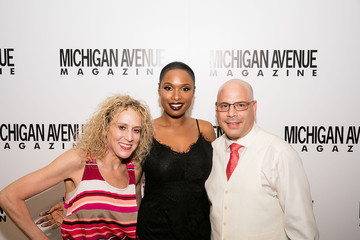 Sharon Uslan Michigan Avenue Magazine and Art Van Furniture Host A Sweet Evening with Jennifer Hudson presented by Qatar Airways
