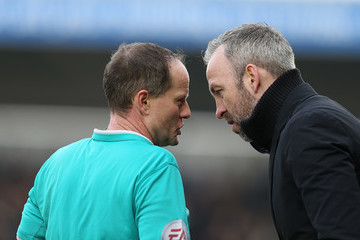 Shaun Derry Northampton Town v Cambridge United - Sky Bet League Two