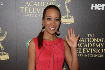 Shaun Robinson The 41st Annual Daytime Emmy Awards - Arrivals