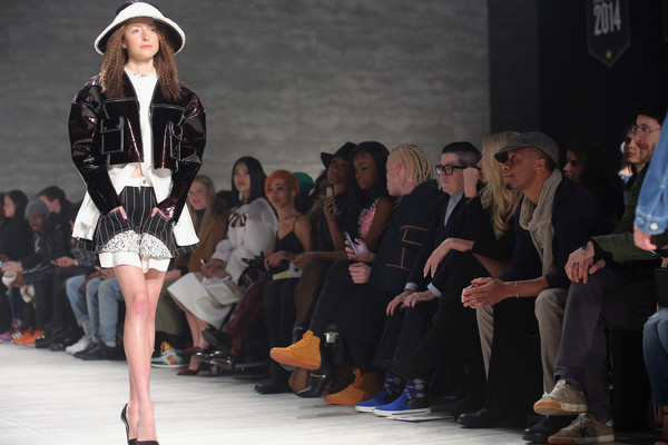 VFILES MADE FASHION - Front Row - Mercedes-Benz Fashion Week Fall 2015