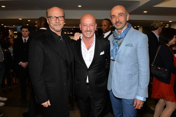 Shaun Toub Red Carpet Grand Opening of the Domenico Vacca Flagship