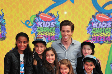 Shaun White Nickelodeon's 27th Annual Kids' Choice Awards - Arrivals