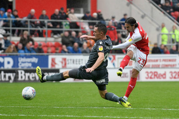 Shaun Williams Rotherham United v Millwall - Sky Bet Championship