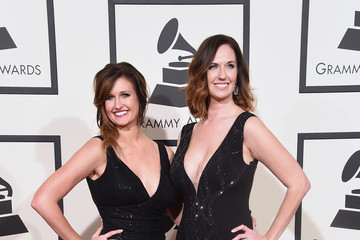 Shauna Dodds The 58th GRAMMY Awards - Arrivals