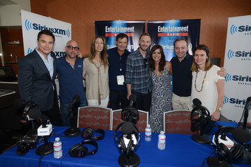 Shawn Ashmore Sam Underwood SiriusXM's Entertainment Weekly Radio Channel Broadcasts From Comic-Con 2014