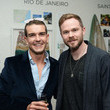 Shawn Ashmore Gray Malin Celebrates the Launch of His New Book 'Beaches'