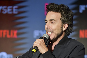 Shawn Levy #NETFLIXFYSEE Event For 'Stranger Things' - Inside