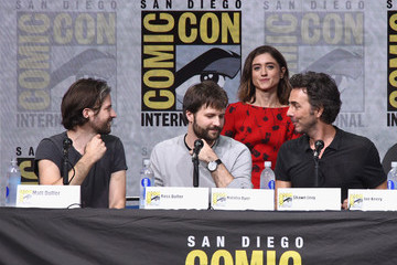 Shawn Levy Comic-Con International 2017 - Netflix's 'Stranger Things' Panel