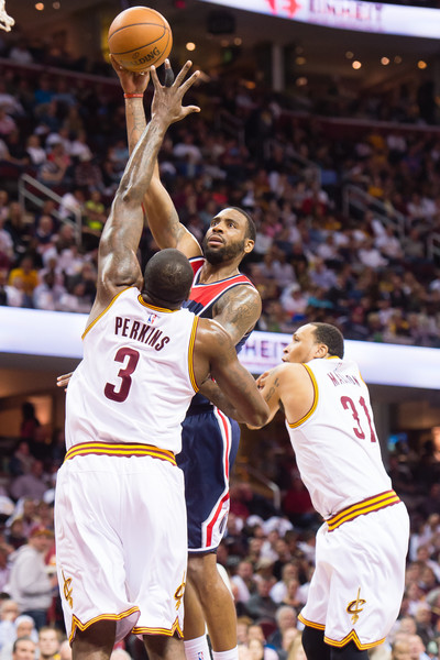 Washington Wizards v Cleveland Cavaliers []