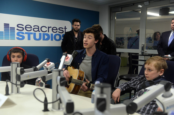 Boston Childrens Hospital Celebrates Seacrest Studio Opening