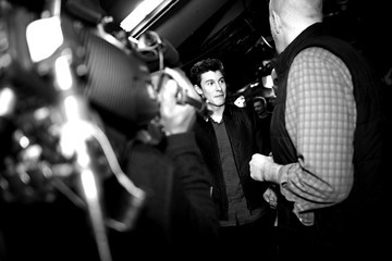 Shawn Mendes iHeartRadio Music Awards - Backstage