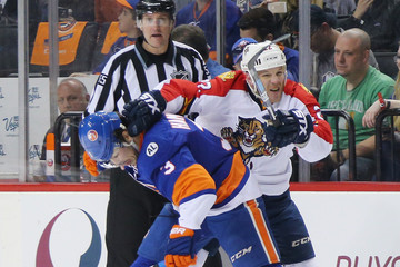 Shawn Thornton Florida Panthers v New York Islanders - Game Six