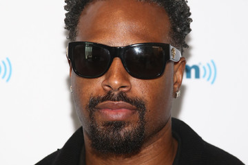 Shawn Wayans Celebrities Visit The SiriusXM Studios In Los Angeles