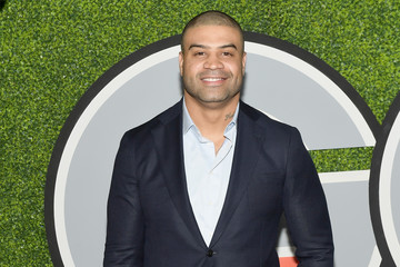 Shawne Merriman 2017 GQ Men of the Year Party - Arrivals