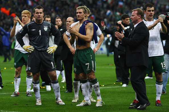 France v Republic of Ireland - FIFA 2010 World Cup Qualifier